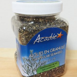 Acti-Sol Fertilizer for Vegetables in containers – Les
