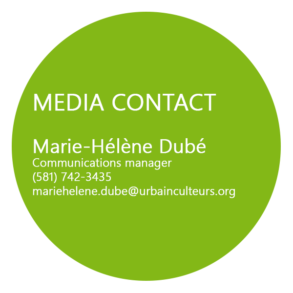 Media contact: Marie-Hélène Dubé