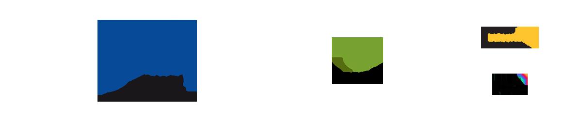Logo Ville de Québec, l'accent d'Amérique